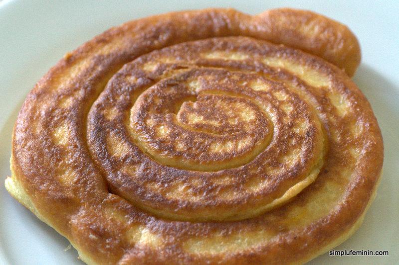 gogosi iaurt - spirala