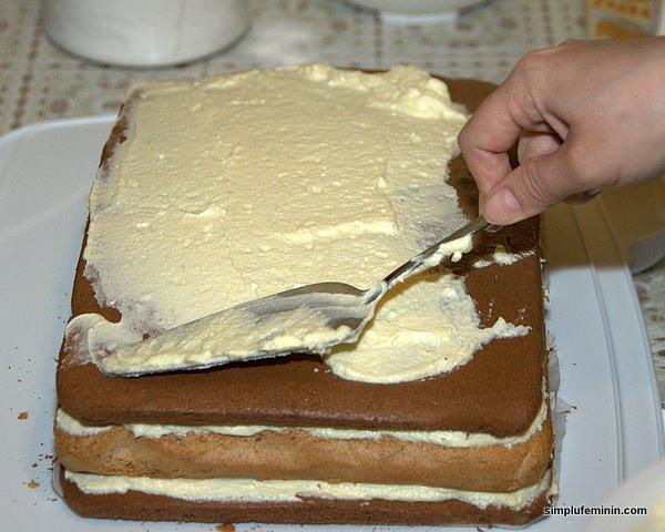 prajitura morena - blat