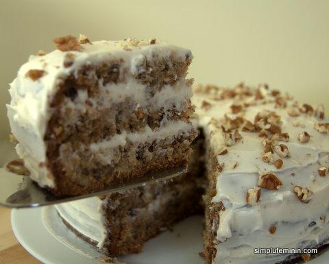 Tort Pasarea colibri - Hummingbird cake