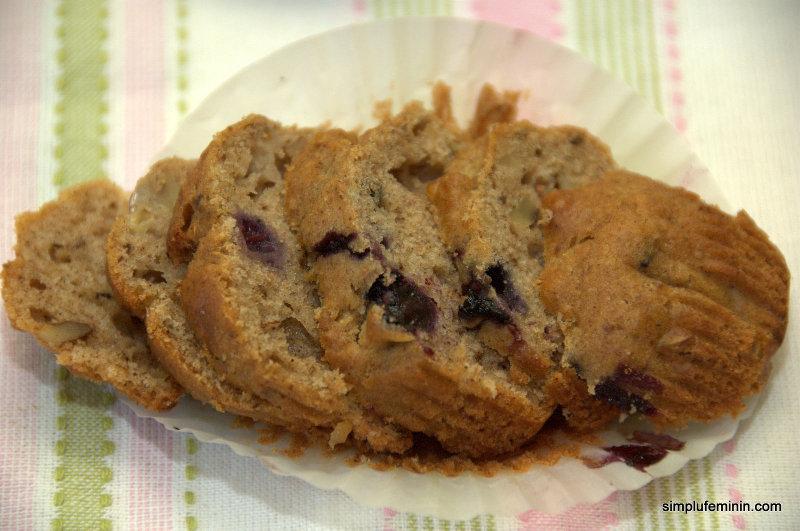 Briose (muffins) de regim