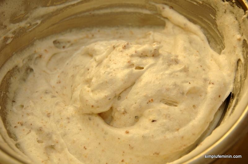 Tort cu crema de zmeura si frisca