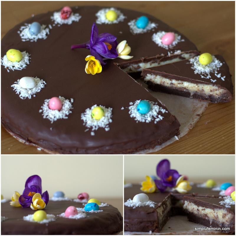 tort ciocolata migdale